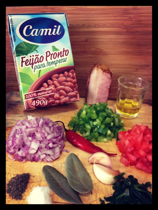 Ingredientes Camil
